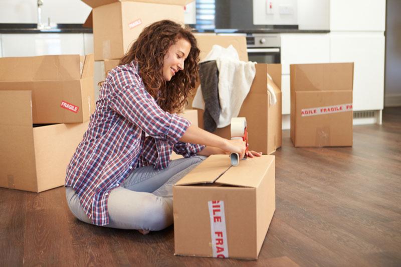 Alternatieven voor verhuisdozen
